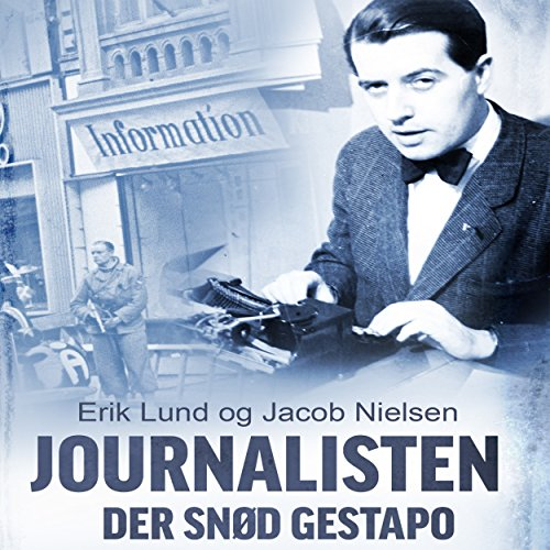Journalisten der snød Gestapo  By  cover art