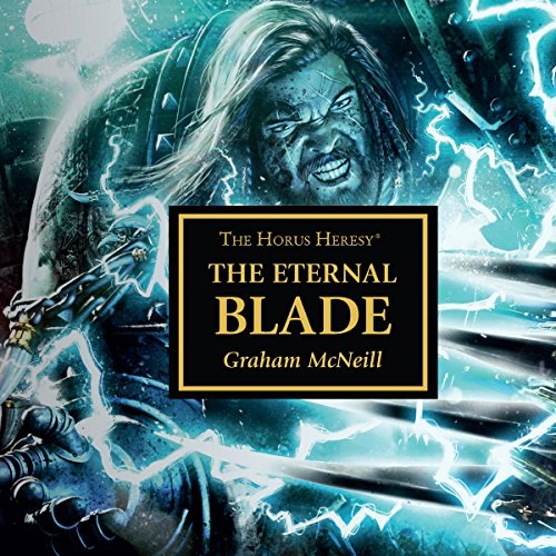 Lucius: The Eternal Blade audiobook cover art