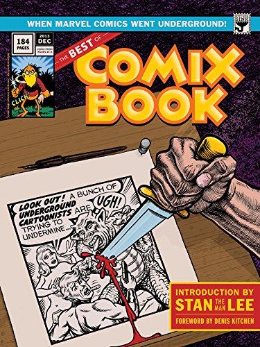 The Best Of Comix Book English Edition Ebook Various Various Denis Kitchen John Lind Stan Lee Amazon De Kindle Shop