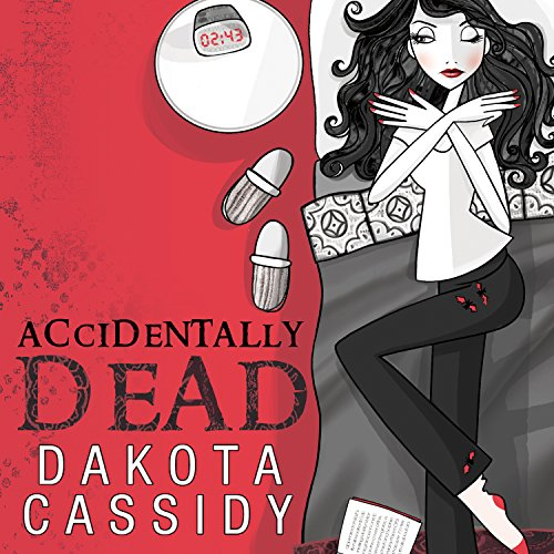 Accidentally Dead audiobook cover art