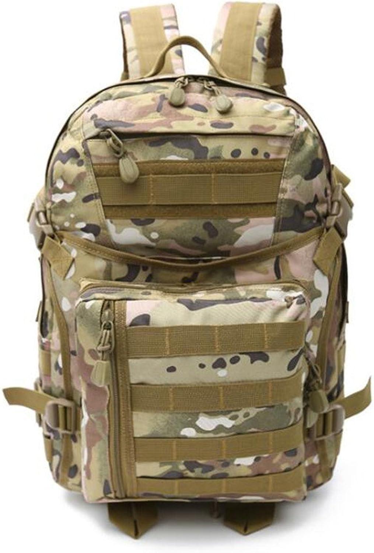 Wmshpeds Outdoor Sport camouflage multifunktionale Rucksack militärischen fans Bergsteigen Wandern Beutel 3 P tactical Rucksack B075NDQJCH  Bevorzugtes Material