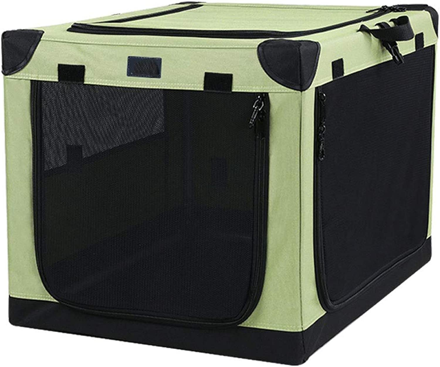 Carmounted, Kennel, Outing Travel Collapsible Dog Cage Pet Isolation Space Medium Large Kennel Cat House (Size   L)