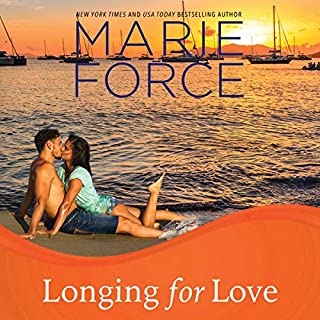 Longing for Love     Gansett Island Series, Book 7              Written by:                                                                                                                                 Marie Force                               Narrated by:                                                                                                                                 Holly Fielding                      Length: 10 hrs and 12 mins     1 rating     Overall 5.0