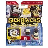 Sick Bricks Double Pack Theme 1 Action Figure