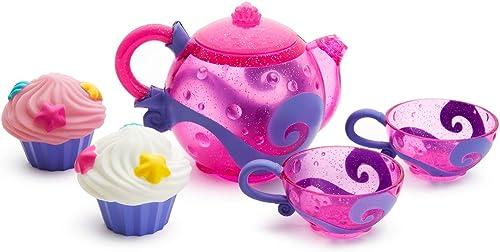 Munchkin - Juguete de baño, té y magdalenas