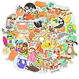 Sloth Stickers for Kids Laptop Sloth Stickers for Water...