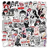Hentai Sexy Pinup Stickers Anime Girl Waterproof Guitar Luggage Skateboard Laptop Bicycle Graffiti S...