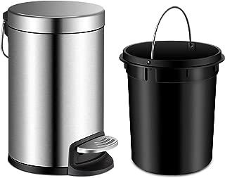 Best mini metal bin with lid Reviews