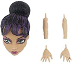 Fisher Price Monster High Headless Headmistress Bloodgood - Replacement Head and Mistress