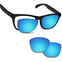 4882045a36 Fiskr Anti-saltwater Replacement Lenses for Oakley Frogskins Sunglasses -  Various Colors