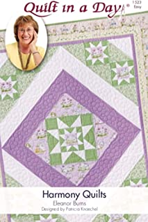 Harmony Quilts: Eleanor Burns Signature Quilt Patterns