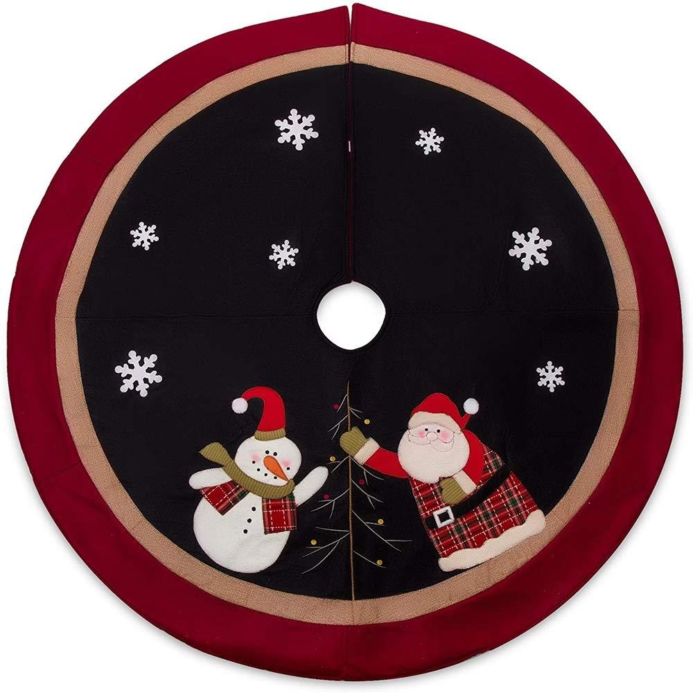 gyx Falda Grande del árbol De Navidad: Amazon.es: Hogar