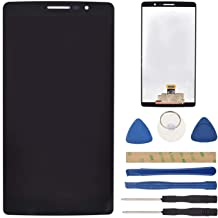 Black H634 LCD Touch Digitizer Screen with Adhesive Replacement for LG G Stylo LS770 MS631 F560K