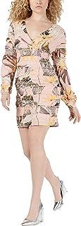 GUESS Women's Long Sleeve Yvette Dress
