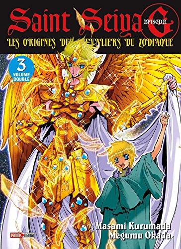 SAINT SEIYA EPISODE G T03 ED DOUBLE