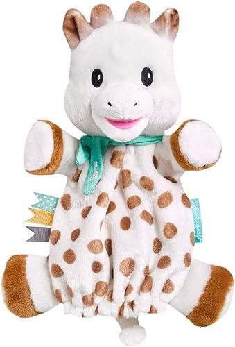 Sophie la Girafe Doudou marionnette Ultra Douce, 10334