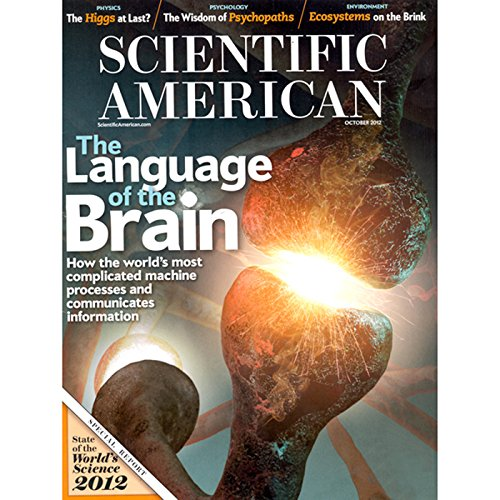Scientific American     The Higgs at Last?              By:                                                                                                                                 Michael Riordan,                                                                                        Guido Tonelli,                                                                                        Sau Lan Wu                               Narrated by:                                                                                                                                 Mark Moran                      Length: 23 mins     3 ratings     Overall 4.0
