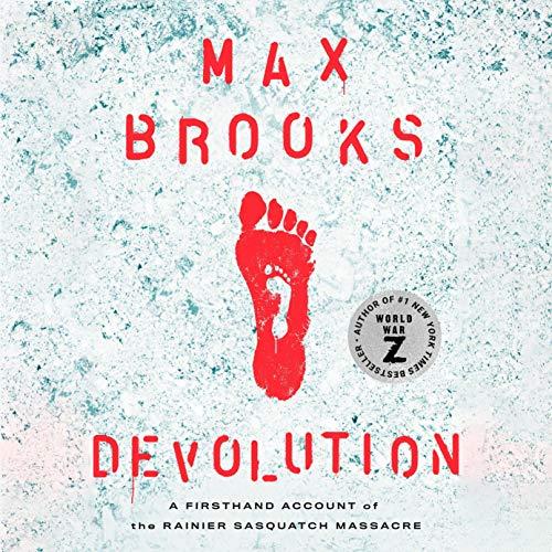 Devolution audiobook cover art