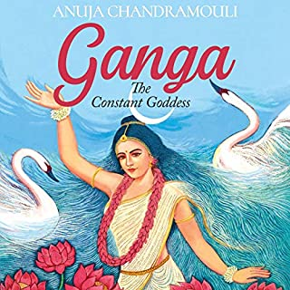 Ganga audiobook cover art