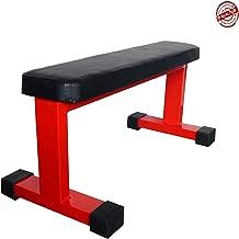 Produman Flat Bench Workout Utility Bench Home Gym,Multipurpose Exercise Flat Bench