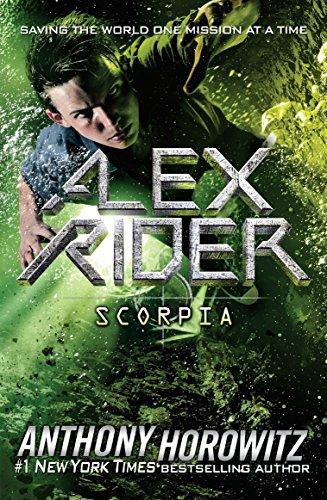 Scorpia (Alex Rider)の詳細を見る