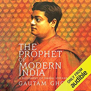 Swami Vivekananda     A Biography              Written by:                                                                                                                                 Gautam Ghosh                               Narrated by:                                                                                                                                 Swetanshu Bora                      Length: 6 hrs and 52 mins     51 ratings     Overall 4.4