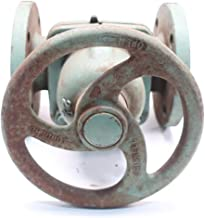 GRINNELL 303-108 Manual Steel FLANGED 2-1/2IN Diaphragm Valve