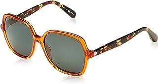 Polaroid PLP-110-1NC-2O Montures de lunettes, Orange (Naranja), 56 Femme