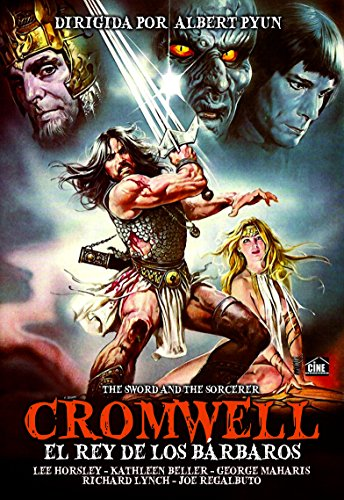 Cromwell El Rey De Los Bárbaros [DVD]