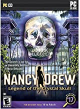 Nancy Drew: The Legend of the Crystal Skull - PC