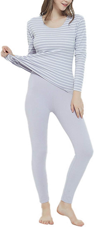 Letuwj Women's 2 Piece Base Layer Thermal Underwear Set for Women