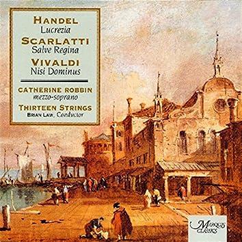 Handel, Scarlatti And Vivaldi