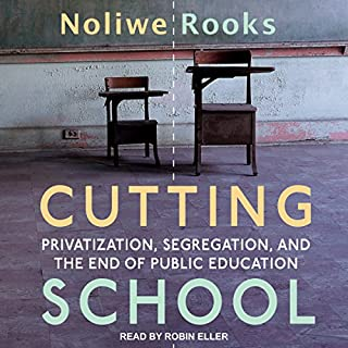 Cutting School audiobook cover art