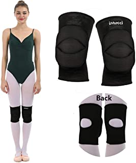 Professional Protective Knee Pads - 0.78 inch Thick Sponge Non-Slip Sports Dance Kneepad