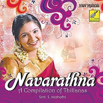 Navarathna / A Compilation of Thillanas