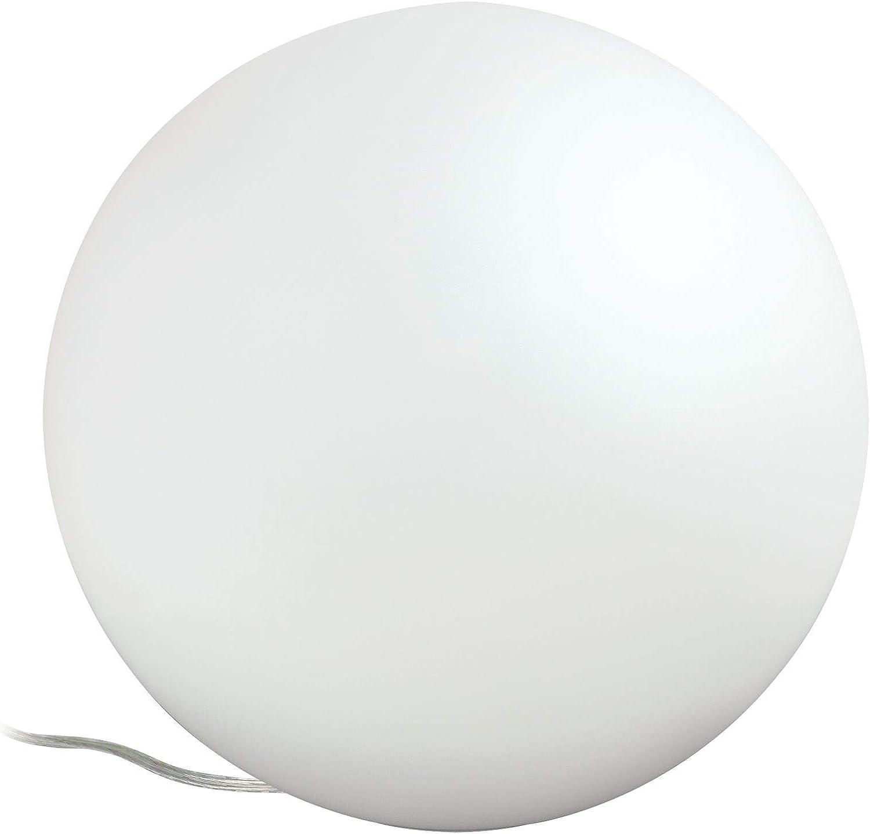 Paulmann 501.02 Smarthome Zigbee Siegen Tischleuchte LED E27 RGBW dimmbar 50102 - Amazon Echo Plus kompatibel