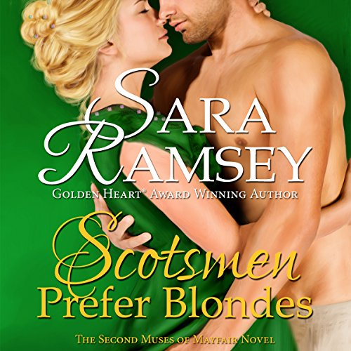 Scotsmen Prefer Blondes cover art