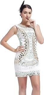 1920S Flapper Dresses for Gatsby Party Roaring 20S Vintage Short Dress