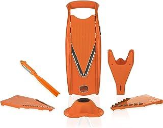 Borner V5 Plus Set straight from the manufacturer. Includes V5 Powerline Slicer,slicer Insert, 3,5mm and 7mm Blade Inserts...