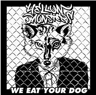 Yellow Monsters - We Eat Your Dog (韓国盤)