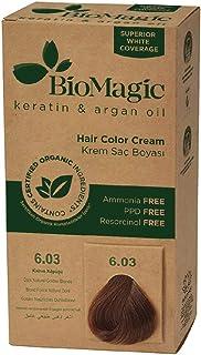 Biomagic Hair Color, 60 ml - 6/03 Dark Natural Golden Blonde