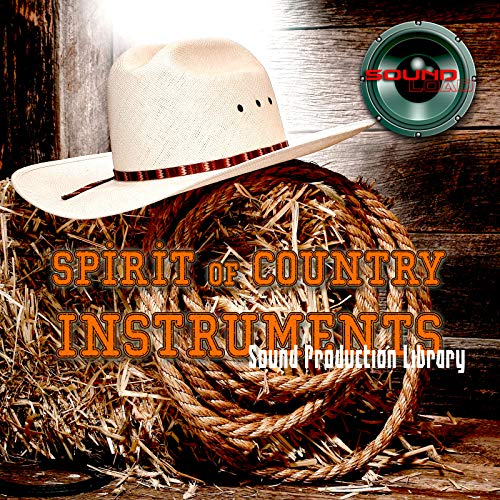 Country Instrument Spirit – Große einzigartige Studio Samples/Loops Library