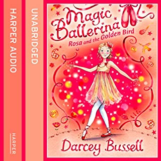 Magic Ballerina (8) - Rosa and the Golden Bird cover art