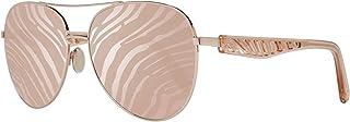 نظارات شمسية من روبيرتو كافالي 1108 33U لون ذهبي عاكس
