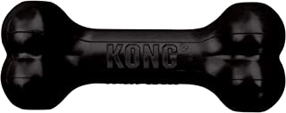 KONG Extreme Goodie Bone Dog Toy, Medium, Black