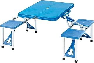 BUNDOK(バンドック) ピクニック テーブル セット BD-190 【3~4人用】 アウトドア