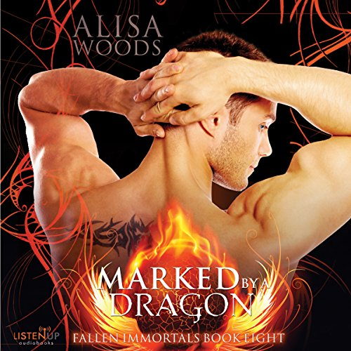 Marked by a Dragon cover art