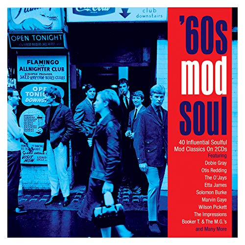 '60s Mod Soul