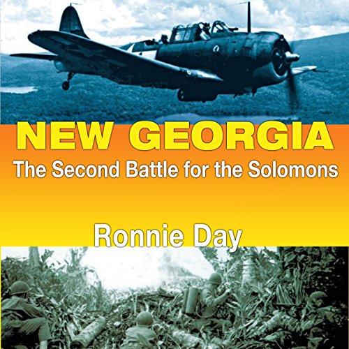 New Georgia: The Second Battle for the Solomons audiobook cover art