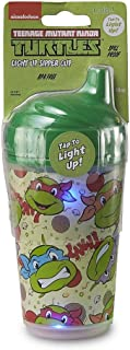 Teenage Mutant Ninja Turtles, 10 Ounce, Light-up Sipper Cup, BPA-Free